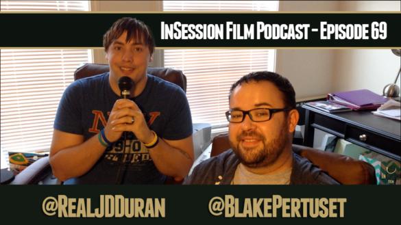 InSession Film Podcast – 69