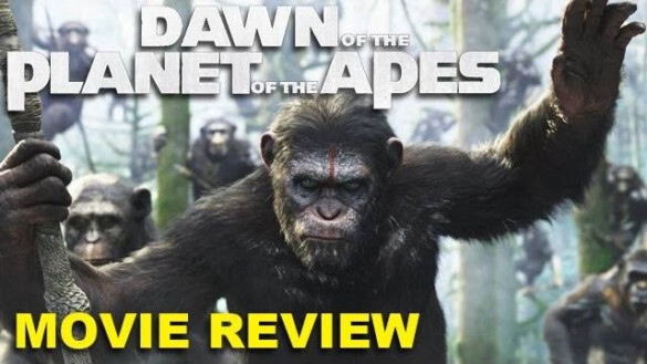 Dawn Apes Video Review