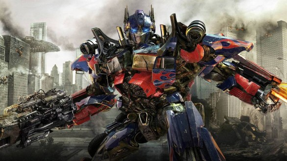 Movie Series Review: Transformers Dark of the Moon