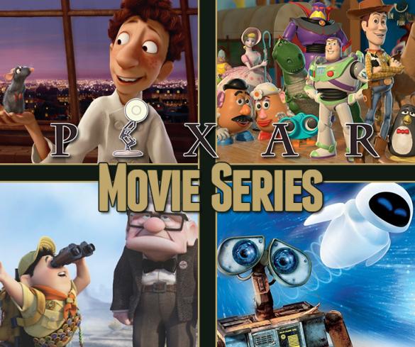 Movie-Series-Pixar