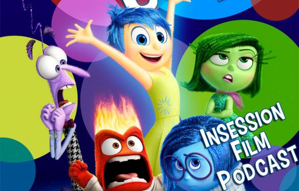 Inside Out Pixar