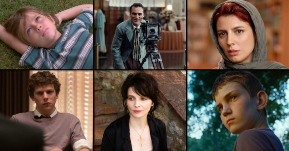 Best movies of the Decade 2010-2014