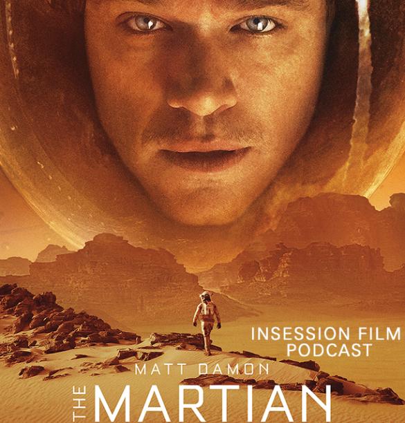 The Martian promo