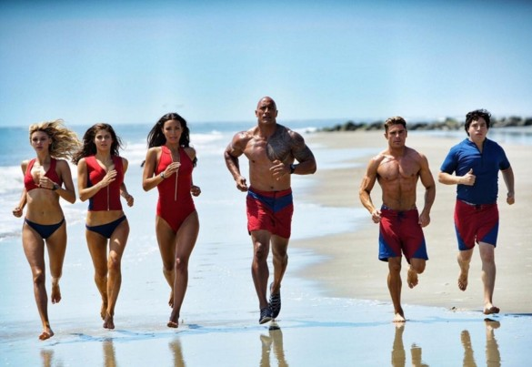 Movie Review: 'Baywatch' is a film that cannot save itself from drowning