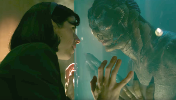 Movie Review: 'The Shape of Water' is a weird, but beautiful love story