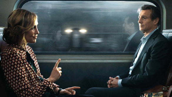 Movie Review: Silly 'Commuter' is slightly above-par January fare