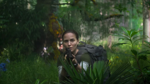 Movie Review: 'Annihilation' is a visually wondrous triumph