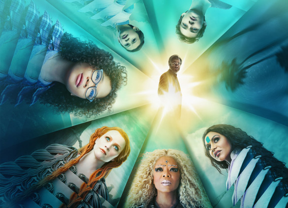 Movie Review: 'A Wrinkle in Time' tessers between magnificence and misfires