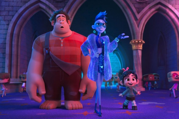 Movie Review: 'Ralph Breaks the Internet' is a fun movie with wonderful messages
