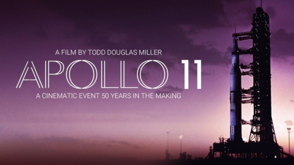 Movie Review: 'Apollo 11' is unique and beautiful