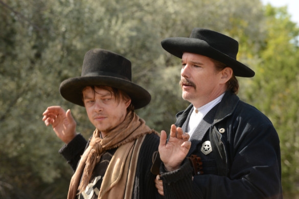 Movie Review: 'The Kid' plays it safe in the wild, wild west
