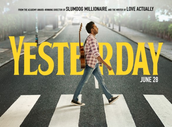 Movie Review: 'Yesterday' is a misguided mess