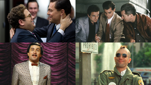 """Poll: What is your favorite Martin Scorsese """"crime"""" film?"""