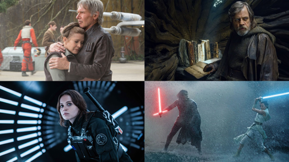 Poll: What is the best Star Wars film this decade?