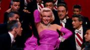 marilyn-monroe-gentlemen-prefer-blondes-pink-dress-diamonds-are-a-girls-best-friend