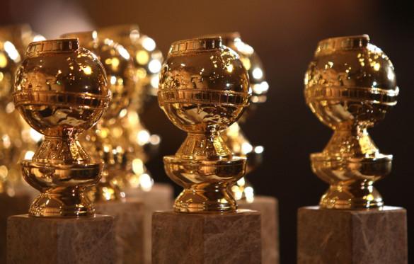 Golden-Globe-statuettes