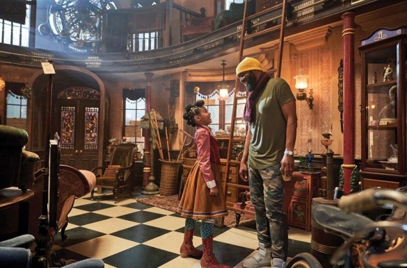 Chasing the Gold FYC:  'Jingle Jangle: A Christmas Journey' – Production Design