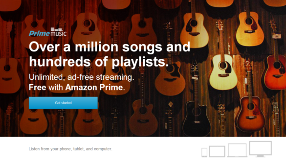 Amazon Music – Try it Free Today