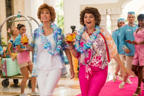 Movie Review: 'Barb and Star Go to Vista Del Mar' Brighten Up a Cold Day
