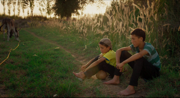 Movie Review: 'A First Farewell' Is An Authentic Look into Chinese Uyghurs' Everyday Life