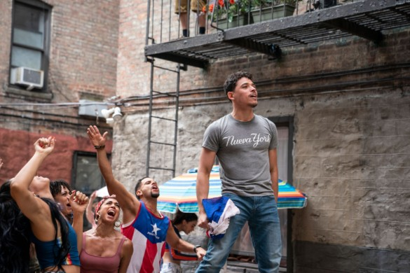 """Movie Review: """"In the Heights"""" is a superficial but feel-good modern fairytale"""