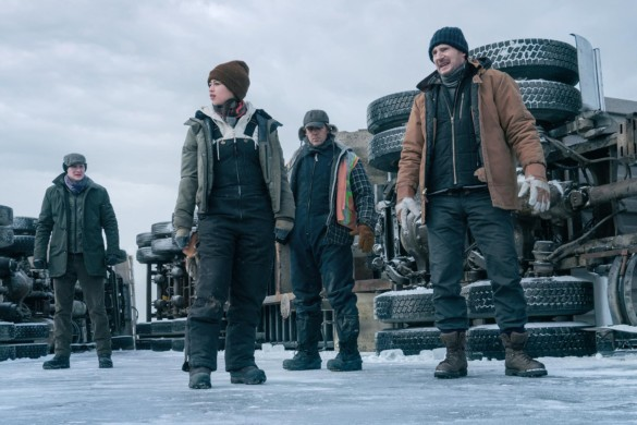 Movie Review: 'The Ice Road' is a Lazy Action Vehicle for Liam Neeson