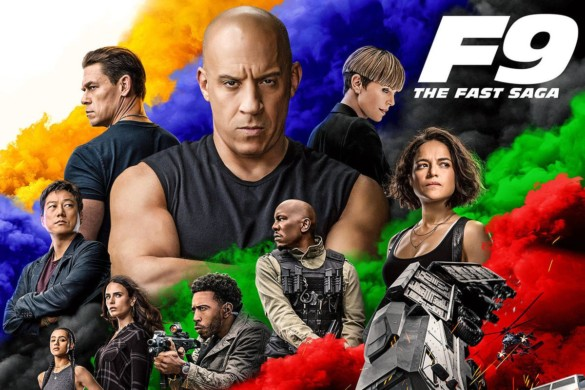 Podcast: F9 / Top 3 Action Films of the 2000s – Episode 436