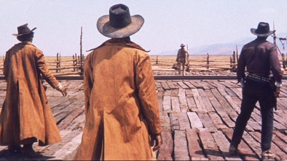 Classic Review: 'Once Upon a Time in the West' Is A Visual Feast