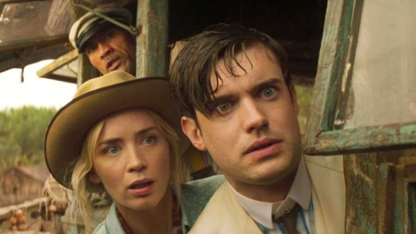Movie Review: 'Jungle Cruise' is a family adventure through familiar, albeit shallow, waters