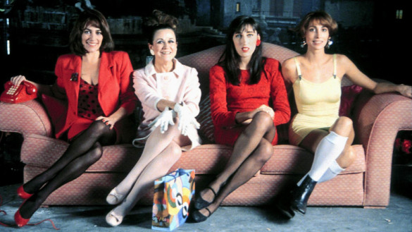 Criterion Crunch Time: 'Women On The Verge Of A Nervous Breakdown'