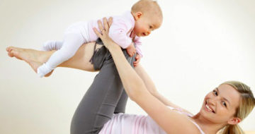 How To Lose Weight After Baby Birth
