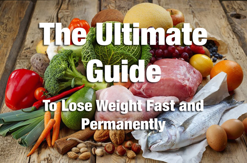 Lose Weight Fast and Permanently