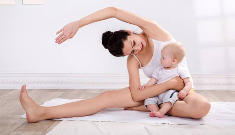 Top-Exercises-To-Make-Belly-slim-after-pregnancy