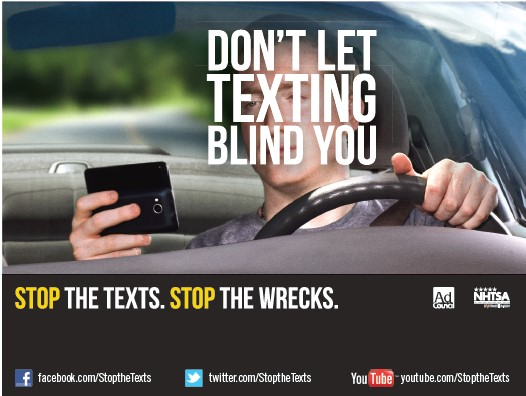 Text and Wreck!