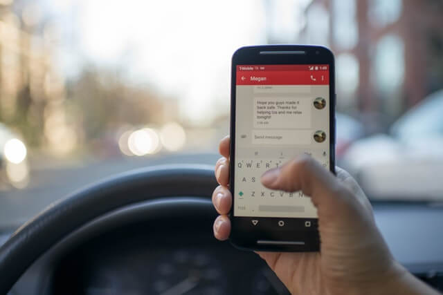 Texting and Driving in Florida: What to Do After an Accident