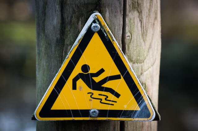 In a Slip and Fall? What You Should Do After the Accident