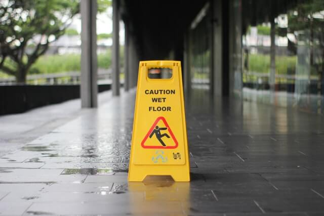 How Negligence Caused Your Florida Slip and Fall Accident