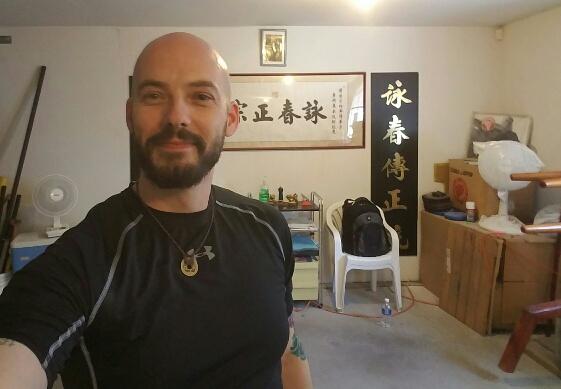 Sifu Chris Kellner Wing Chun Society