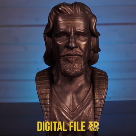 the dude bust