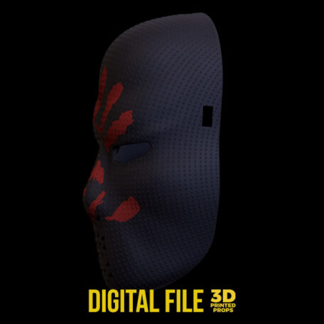 Flag Smasher Mask from The Falcon and the Winter Solider