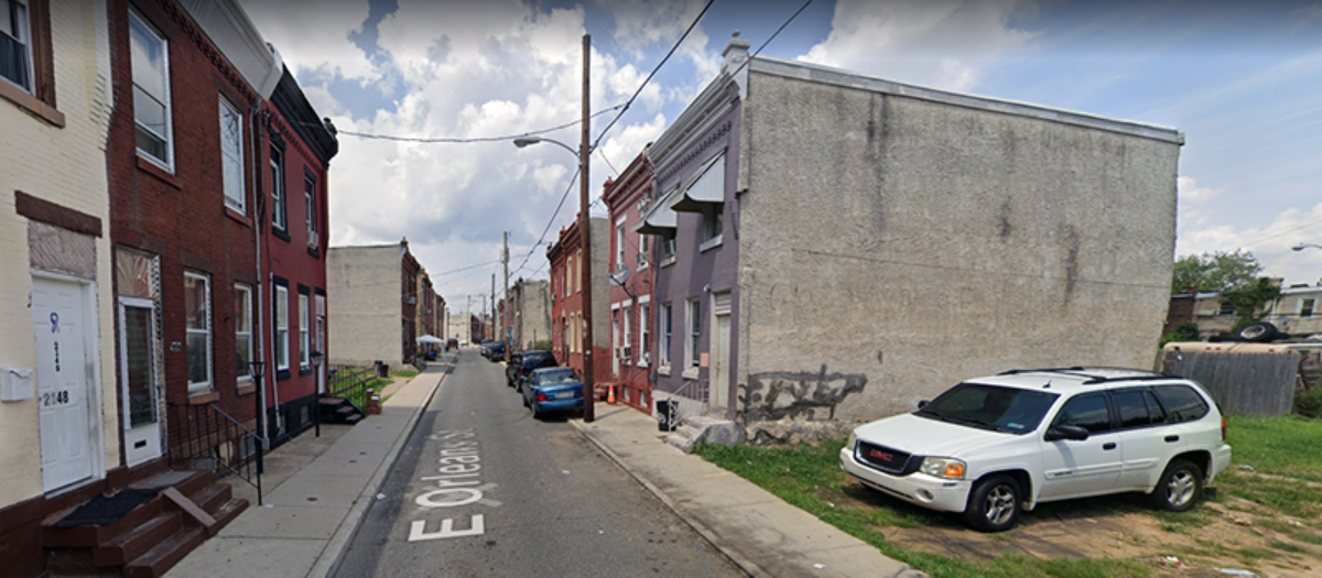 2100 block of east orleans street