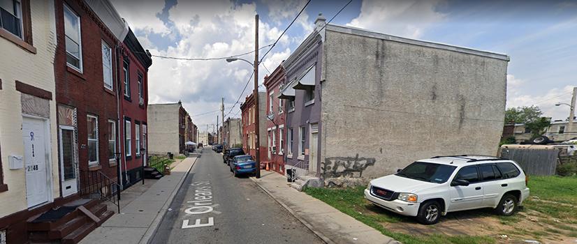 2100 block of east orleans street