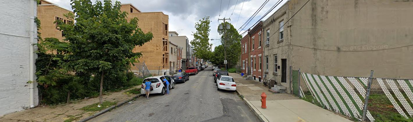 2600 block of Martha Street