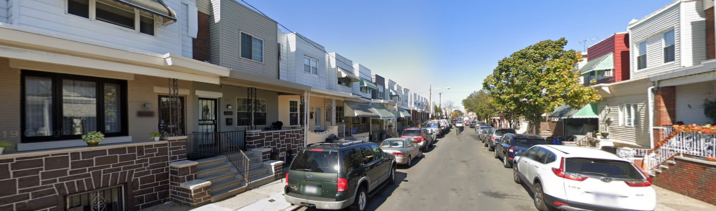 2600 block of S 9th Street