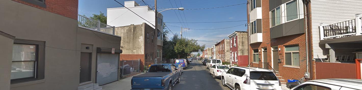 2700 block Oakford Street