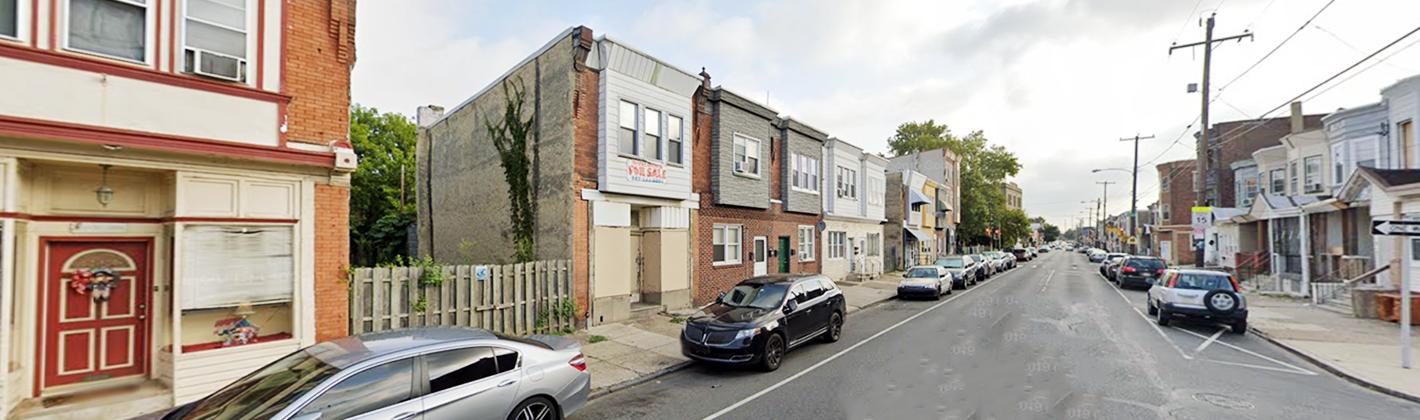 3500 block of Frankford Avenue