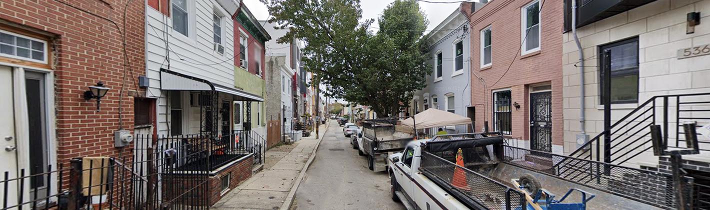 500 block of Dudley Street