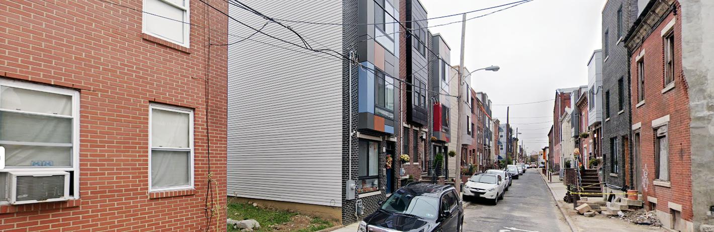 700 block Mercy Street