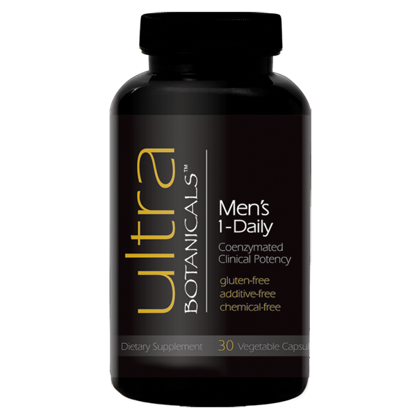 Ultra Botanicals Men's 1-Daily