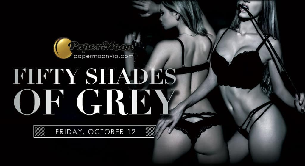Fifty Shades of Grey Strip Club Party